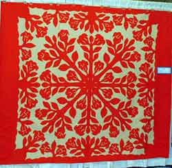 Hilaire image within free printable hawaiian quilt patterns